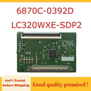 6870C-0392D LC320WXE-SDP2 T-con board 6870C tcom Board For 32K08RD TLM32V78X3D ... etc. placa tv lg T-con board 6870C 0392D