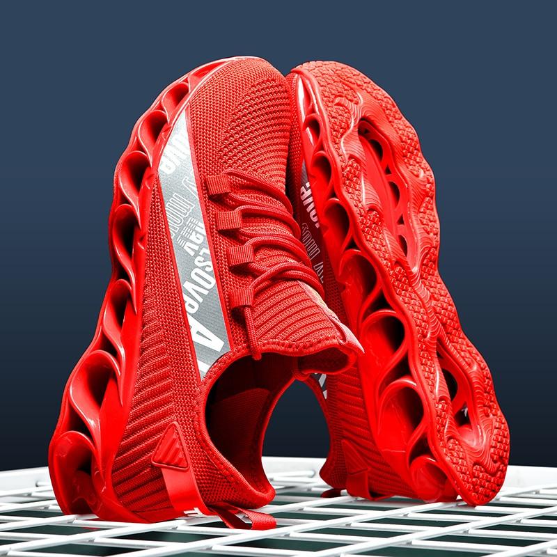 أحذية رياضية الذكور تنيس حذاء رجالي أحذية فاخرة رجالي حذاء كاجوال المدرب سباق قبالة حذاء أبيض أحذية بدون كعب أنيقة احذية الجري للرجال