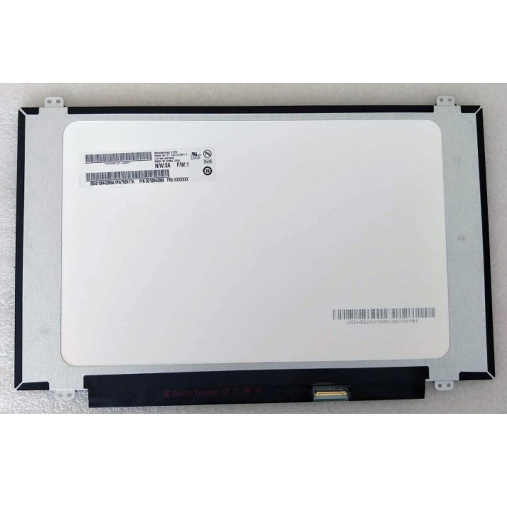 Nueva pantalla LED LCD para portátil de 15,6 pulgadas B156HTN03.6. 4. 7. 1. 0 N156HGE-EAB EA1 EB1 EAL HB156FH1-401 301 30 PIN EDP de repuesto
