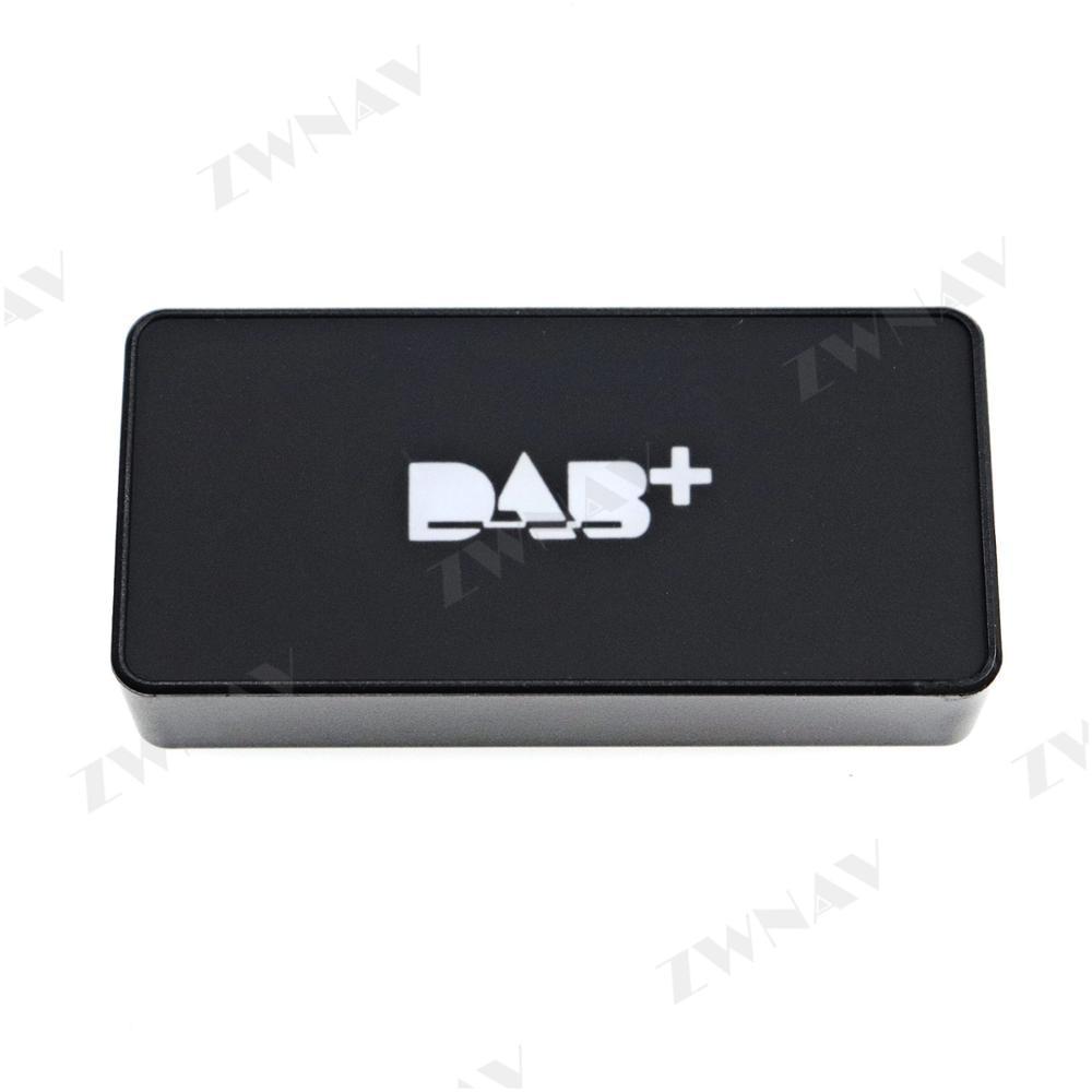 USB DAB + мини GPS приемник антенна для Европы США цифровой радио для Автомобильный dvd-плеер на основе Android с 4,4/5,1/6,0/7,1/8,0 системы