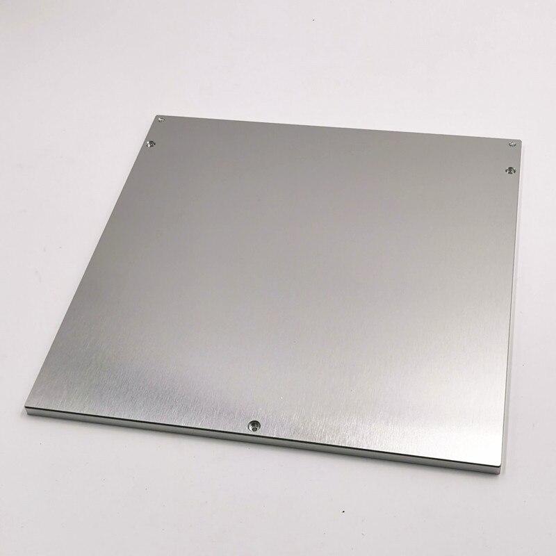 Funssor Voron 1.8 طابعة ثلاثية الأبعاد بأكسيد 250 مللي متر بناء لوحة لتقوم بها بنفسك MIC6 الألومنيوم بناء لوحة 6 مللي متر سمك
