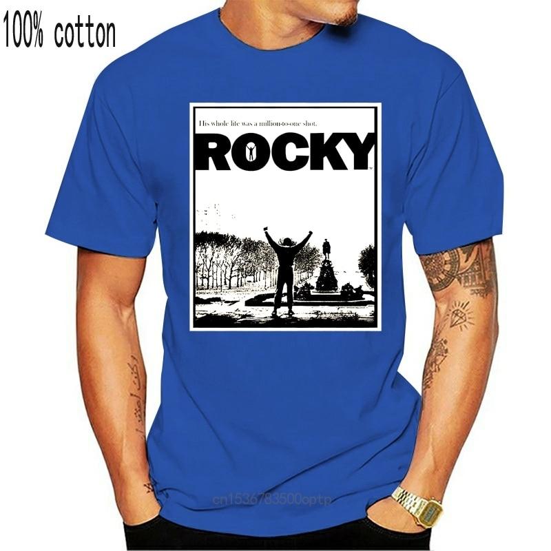 New Rocky Balboa Life Is A Million To One Shot Kids T Shirt Postcard Boy Girl Youth M Xl 2Xl 9Xl Tee Shirt