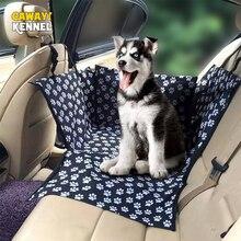 CAWAYI chenil imperméable transporteurs pour animaux de compagnie chien housse de siège de voiture tapis hamac coussin de transport pour chiens Transportin Perro Autostoel Hond