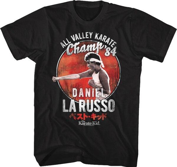 T-Shirt pour enfants, unisexe, Daniel LaRusso, karaté