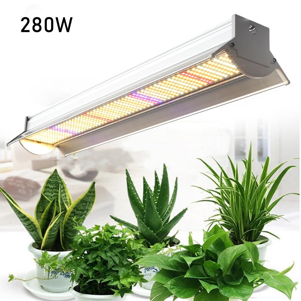 Led Grow Light 280W Warm White Full Spectrum for Vertical Farm Medical Plant Green House Small Garden Home enlarge