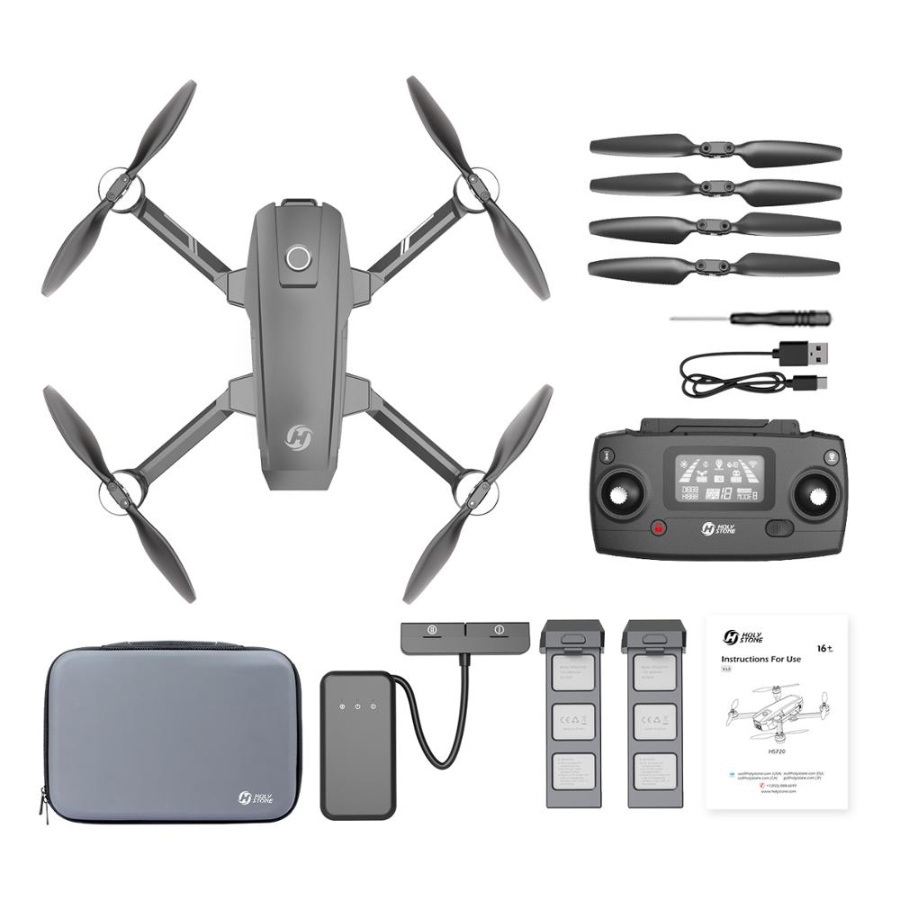 15 Types Hot Holy Stone Drone 720P 1080P 2k 4k Upgrated RC Anti-shake GPS Brushless Motors 5G GPS Drone 4K Wifi FPV  Quadcopter 10