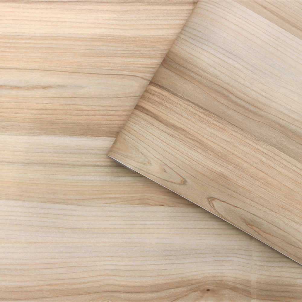 Light Wood Grain Peel And Stick Wallpaper Wood Texture Removable Self Adhesive Wallpaper Contact Paper For Kitchen Cupboard Door brown wood papers wood peel and stick wallpaper removable wood grain self adhesive vintage distressed wood grain renovated paper