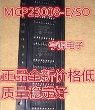 MCP23008-E/SO MCP23008  SOP18