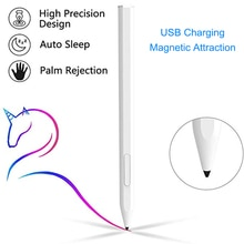 Palm Rejection Active Stylus Pen For Ipad Tablet Touch Screen For Apple Pencil 2 1 iPad Pro 11 12.9
