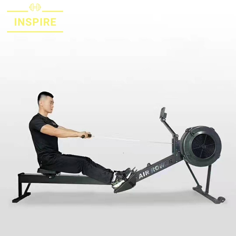 New Arrival Air Rowing Machine Rower Fitness Equipment Gym Professional C2 Silent Fat Buring
