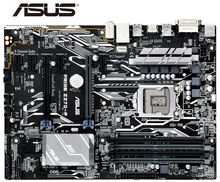 Asus Prime Z270-P Moederbord Lga 1151 DDR4 USB3.1 64 Gb Vga Hdmi Z270 Gebruikt Desktop Moederbord