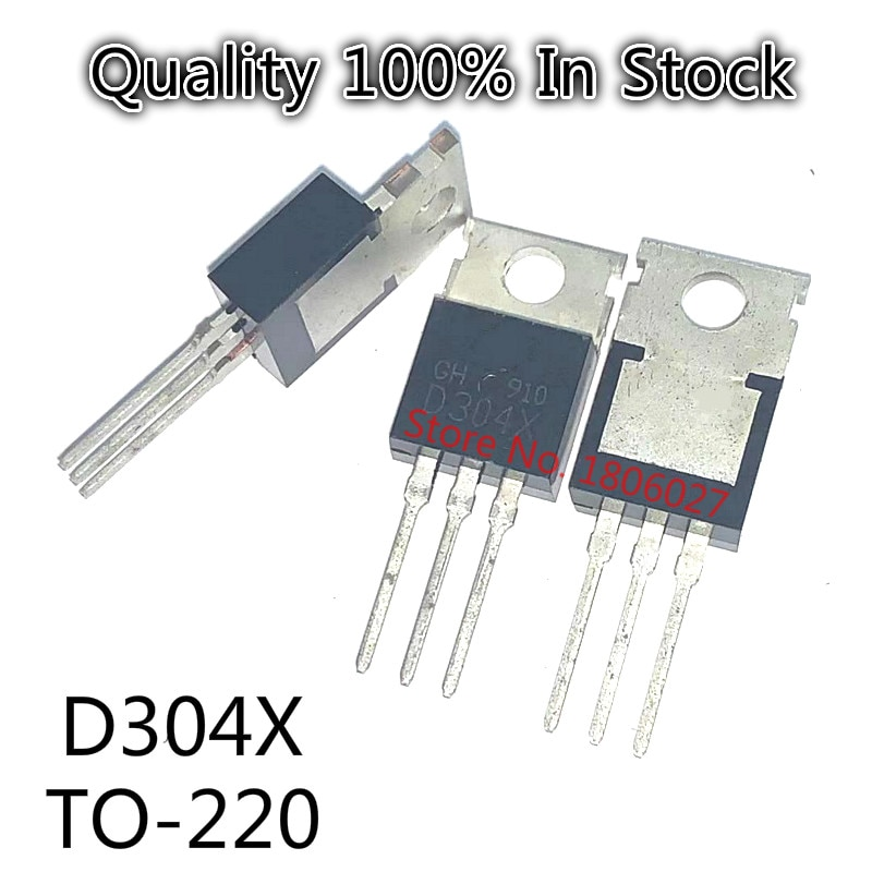 Send free 20PCS   D304X   TO-220  New original spot selling integrated circuits