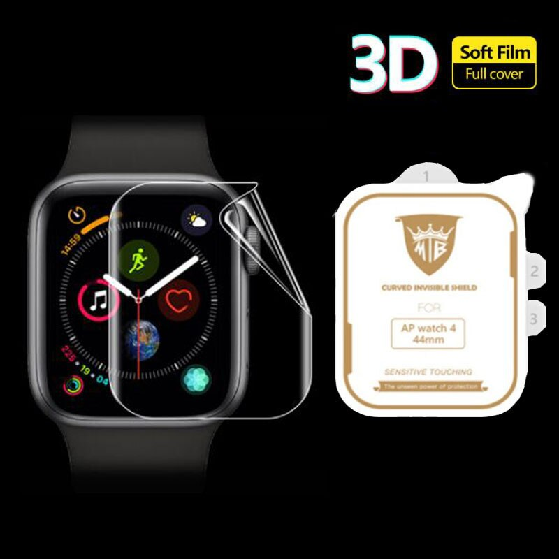 Защитная пленка для iwatch Apple Watch серии 1/2/3/4/5 38 мм 42 мм 40 мм 44 мм