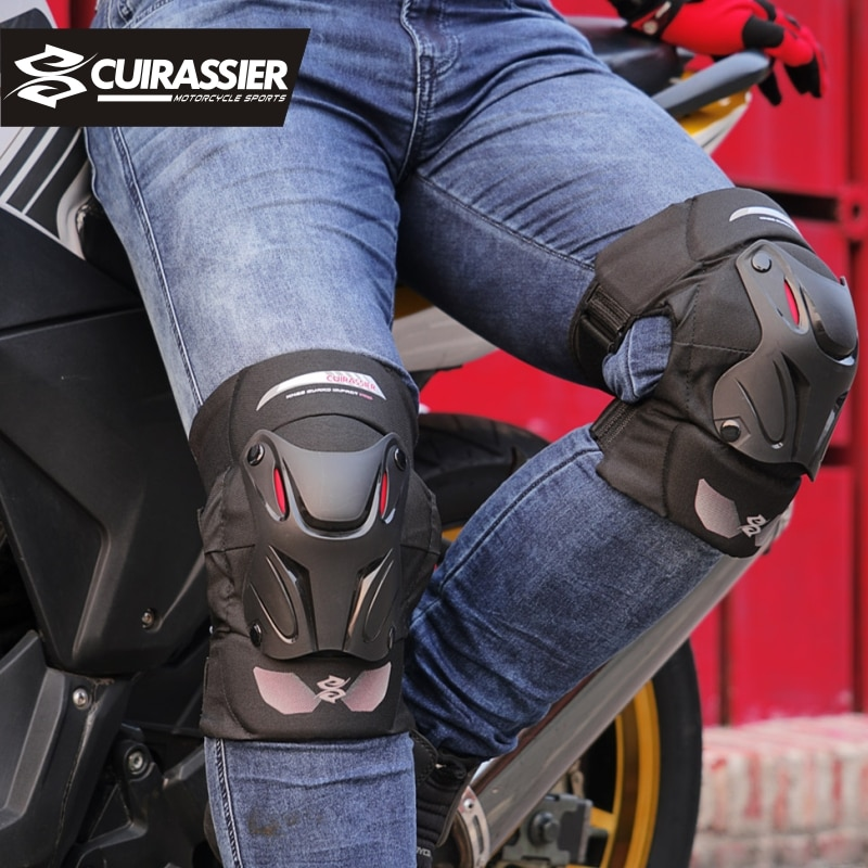 Protective Kneepad Motorcycle Knee pads Off-Road Protector Scooter Motor Knee Racing Elbow Guards Safety MX Racing Brace Support enlarge