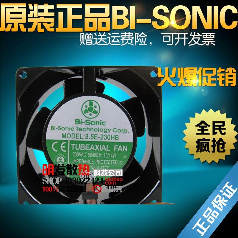 230 e-230HB nuevo radiador de ventilador de refrigeración original Braim 9238 V/