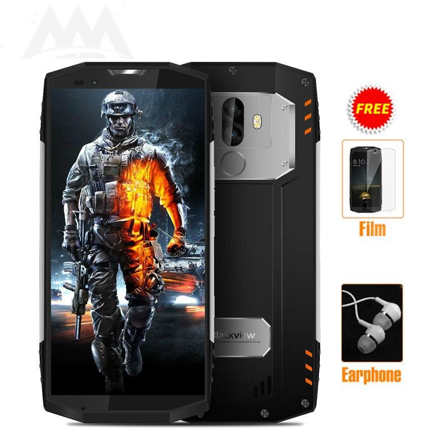 BLACKVIEW BV9000 PRO IP68 Waterproof shockproof mobile phone 4180mAh 6GB+128GB 5.7