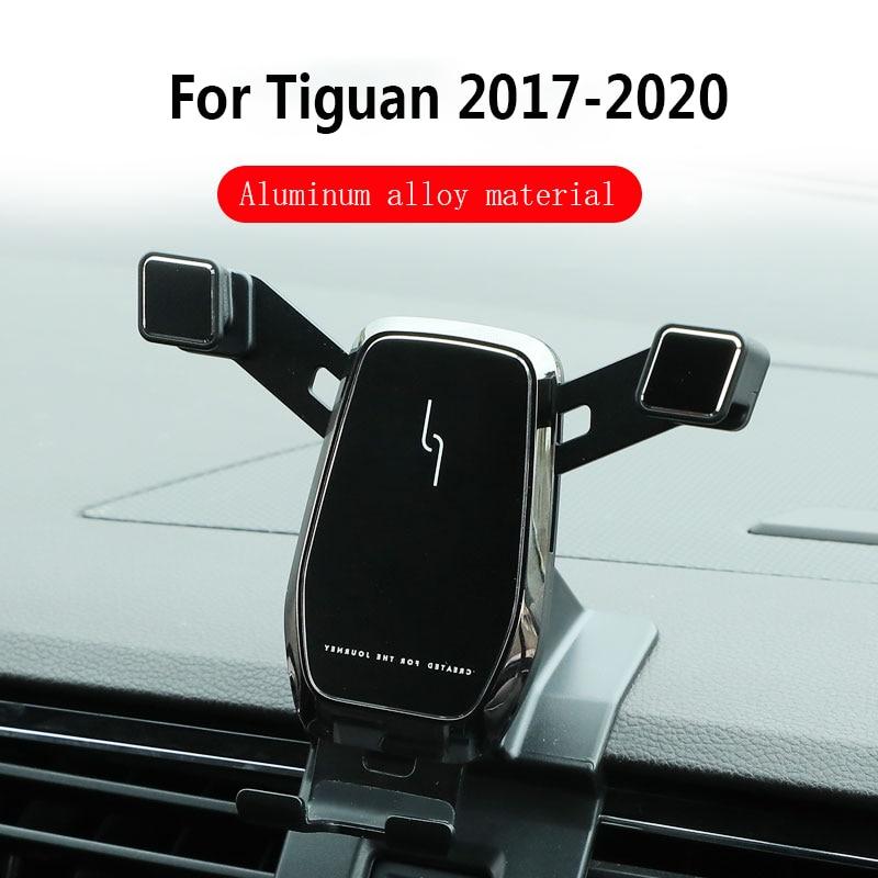 Автомобильный держатель для телефона для Volkswagen Tiguan 2017 2018 2019 2020