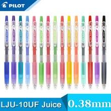 6/12/24 Pcs Pilot LJU-10UF Sap Gel Pen 0.38 Mm 24 Kleuren Optionele Sneldrogende Duurzaam gel Pen Student Schrijven Briefpapier