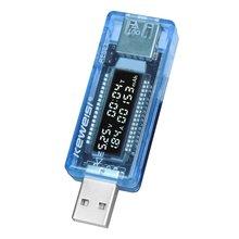 0.91 OLED écran USB chargeur capacité puissance courant détecteur de tension Teste livraison gratuite