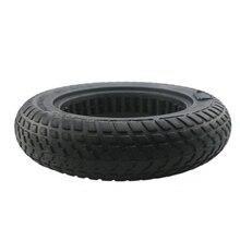 Pour Xiaomi Mijia M365 10 pouces pneu de Scooter électrique 10x2/10x2.5 pneu solide gonflable Wanda pneu