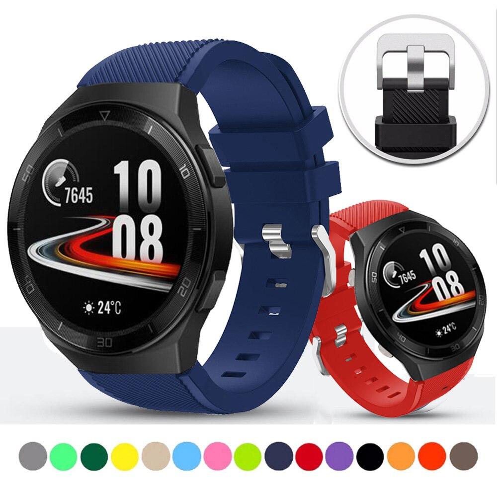 22mm watch band For huawei watch GT 2e GT2E strap GT2 GT 2 46mm bracelet  For Samsung Galaxy watch 46mm  gear S3 Frontier straps