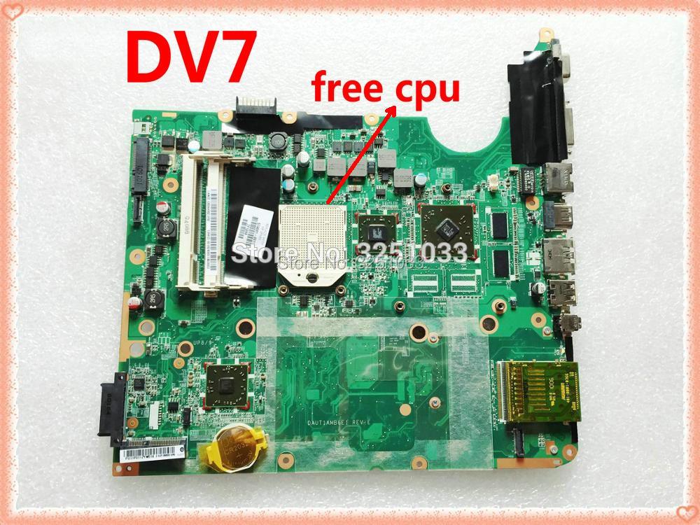 574681-001 لإتش بي جناح DV7 DV7-3060CA DV7-3060US DV7-3061NR DV7-3160US DAUT1AMB6E1 / DAUT1AMB6E0 اللوحة المحمول 512MB