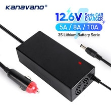 12.6V 5A 8A 10A car cigar Lighter charger constant voltage constant current regulator Lead-acid spar