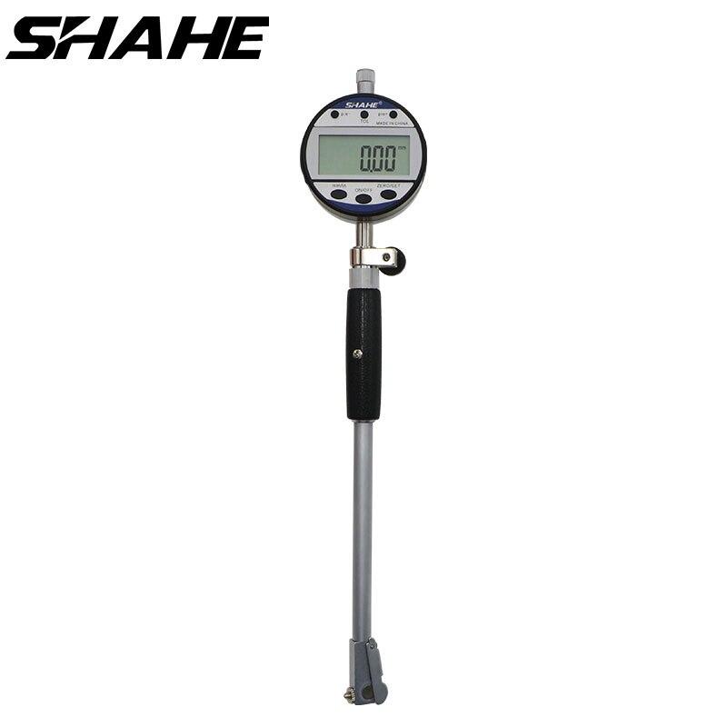 Shahe الرقمية تتحمل مقياس 18-35 مللي متر/35-50 مللي متر/50-160 مللي متر 0.01 مللي متر الرقمية تتحمل قياس ل قطر تتحمل مقياس مؤشر