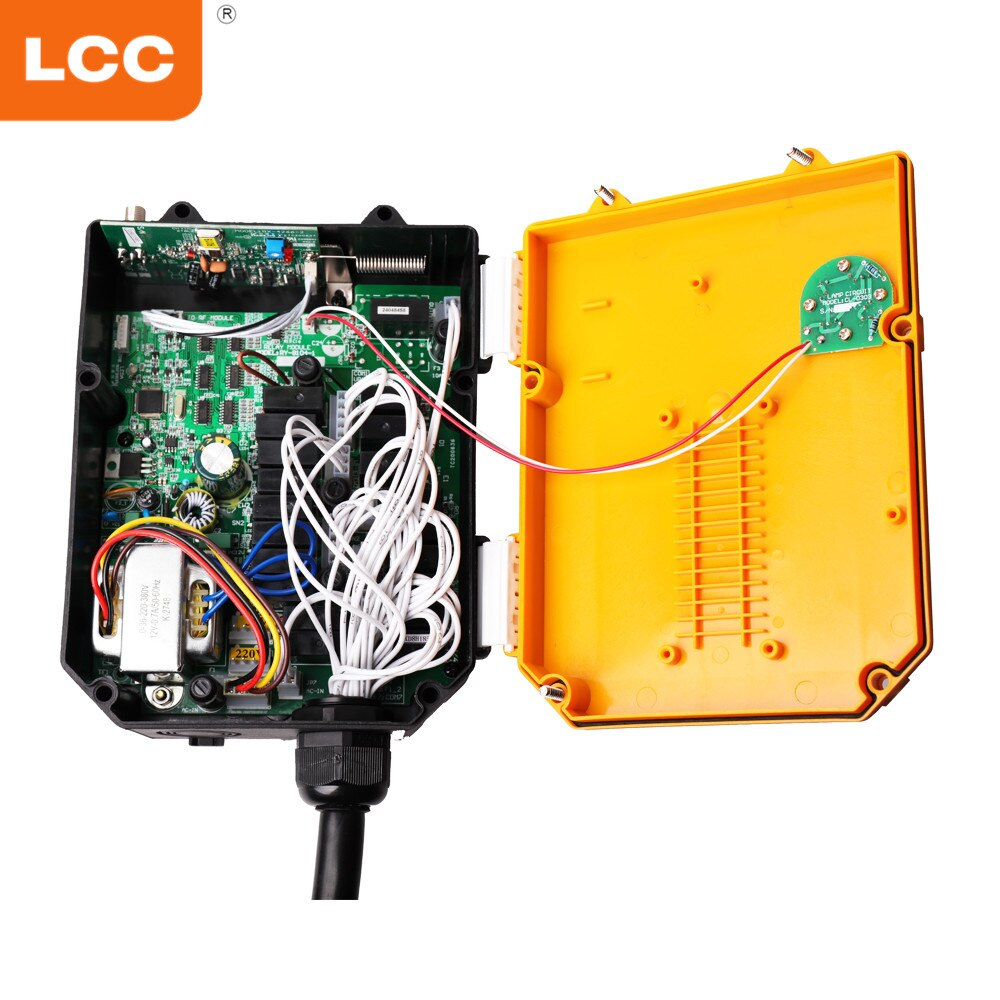 F24-12S 315mhz 12 channel 24v VHF duplexer controller two way wireless remote control relay switch  - buy with discount