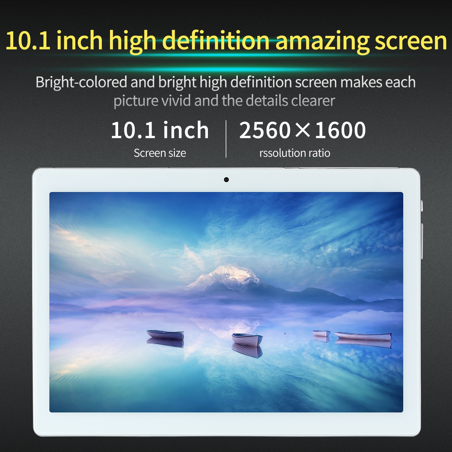 Tablet 10.1 inch 10 core 4G phone Android Factory custom enlarge