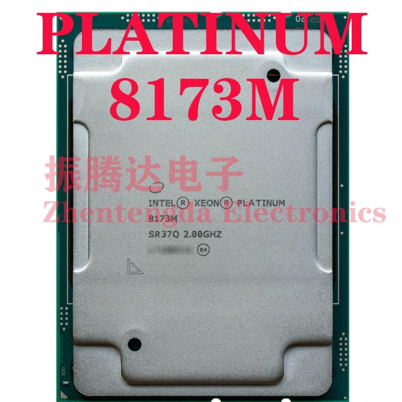 Intel Xeon Platinum 8173M 2.0 GHz 28 Core LGA-3647 8173M CPU Processor