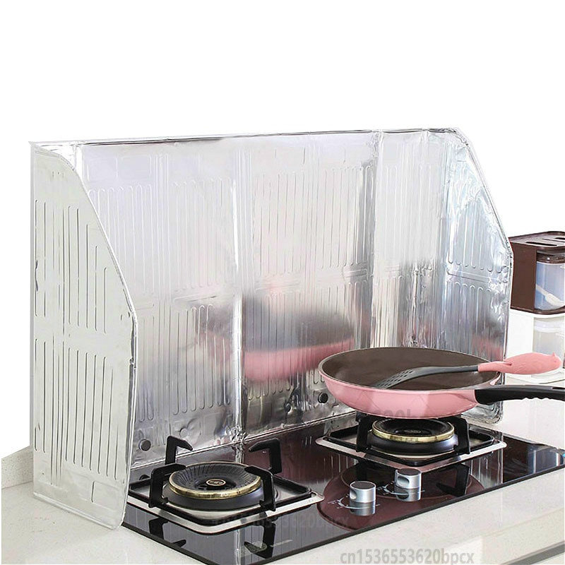 Folha de Alumínio à Prova de Óleo Defletor à Prova de Óleo e Anti-queimadura Defletor de Alta Forcooking Temperatura Resistente