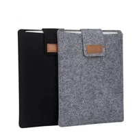 sleeve bag case for ipad air 3 2 1 mini 5 4 10 2 2019 2020 pro 10 5 9 7 2017 2018 cover for xiaomi wool felt fabric tablet case