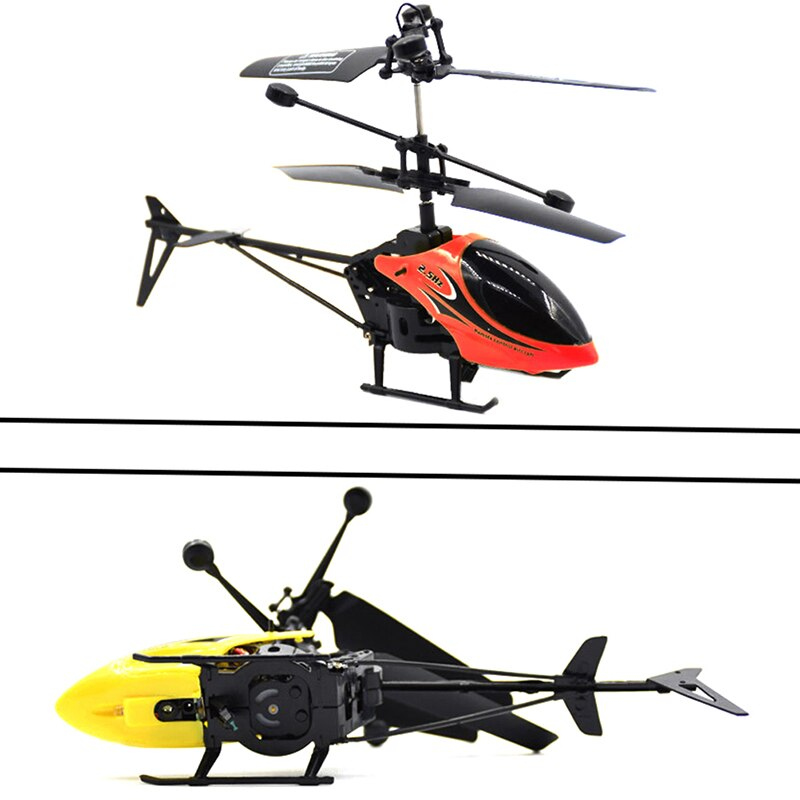 Mini Drone Flying Helicopter Height Holding Mode Gyro Helicopter High-speed Helicopter Outdoor Fly Model Electric Drones Toys
