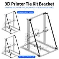 Кронштейн для 3D принтера Creality3D CR-10/10 S/10 S4 TEVO Tornado ante12 DIY настольные Наборы для печати