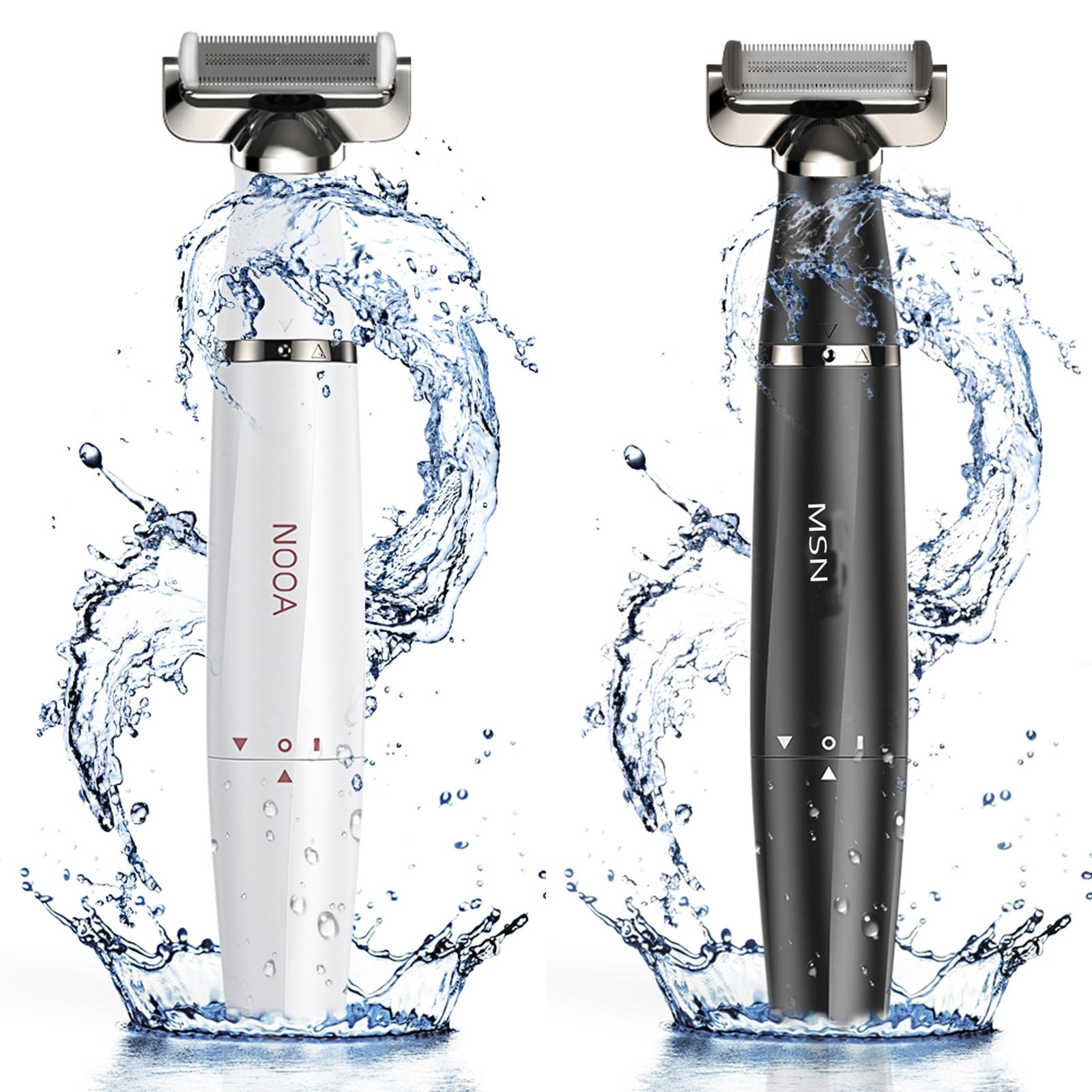 Electric shaver for man Body hair trimmer bikini Trimmer razor For Intimate Areas epilator for women