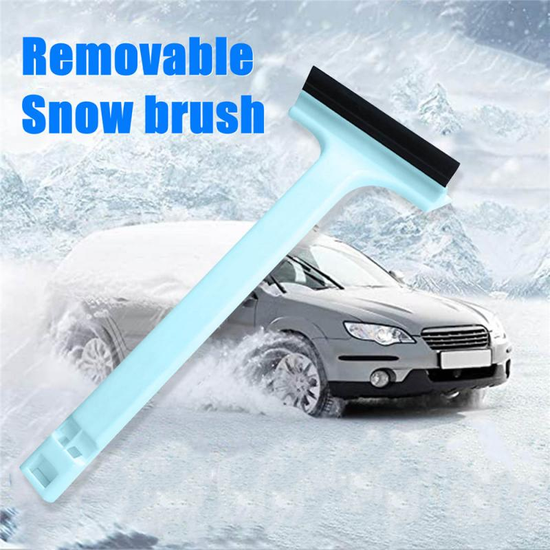 Adjustable Telescopic Snow Shovel Wiper Blade Snow Removal Tool Window Cleaning Tool Auto Repair Par