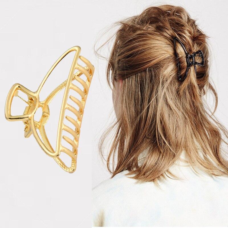 Pinza Para El Pelo Vintage Para mujer y niña, accesorios Para El...