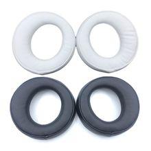 1 paire coussin doreille oreillettes pour SO-NY or PS3 PS4 7.1 casque Surround virtuel