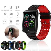 Sale F3 Smartwatch Color Screen Heart Rate Blood Pressure Monitor Fitness Tracker IP68 Waterproof Bluetooth Watch for Men Women
