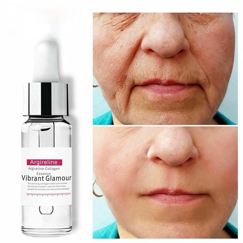 Hyaluronic Acid Face Serum Anti-Aging Shrink Pore Whitening Moisturizing Essence Face Cream Dry Skin Care недорого