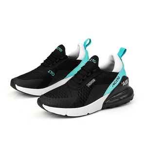 Air cushion shoes ladies running shoes shock absorption non-slip low-top shoes daily sports shoes travel shoes