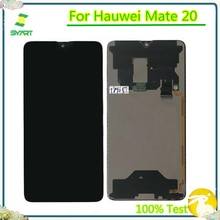 6.53 ''LCD Para Huawei Companheiro Mate20 20 HMA-L09 L29 AL00 TL00 sensor Display LCD Tela do painel de Toque Digitador Assembléia para Companheiro 20