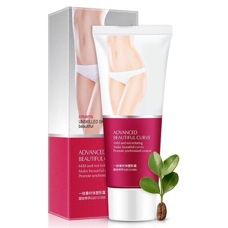 Body Shaper Cream Cellulite Slimming and Fat Burning Cream Cellulite Treatment Cream for Thighs Leg Abdomen Arms 60g HJL