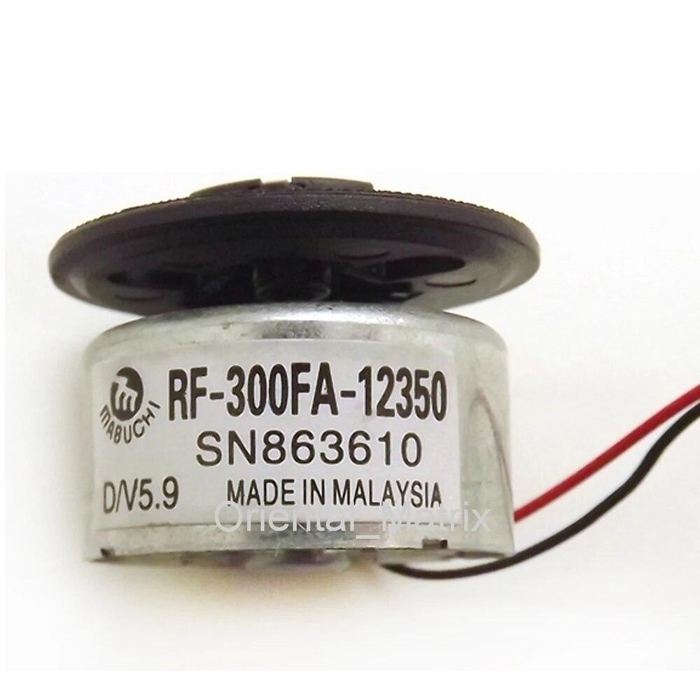 Лазерная линза для оптического захвата CD DVD RF-300FA-12350 / RF-300F-12350 DC 5,9 V