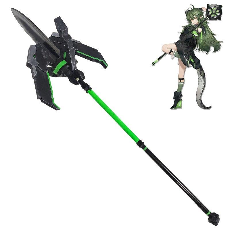 Jeu archevaliers Gavial Cosplay accessoire PVC personnel baguette armes Halloween noël fantaisie fête accessoires réplique anniversaires cadeaux jouets