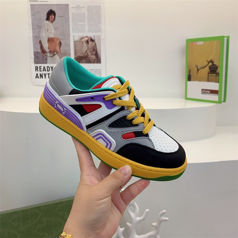 Women Casual Fashion Running Shoes White Outdoor Walking Men's Sneakers Genuine Leather Comfortably Lovers Fashion Sport Shoes