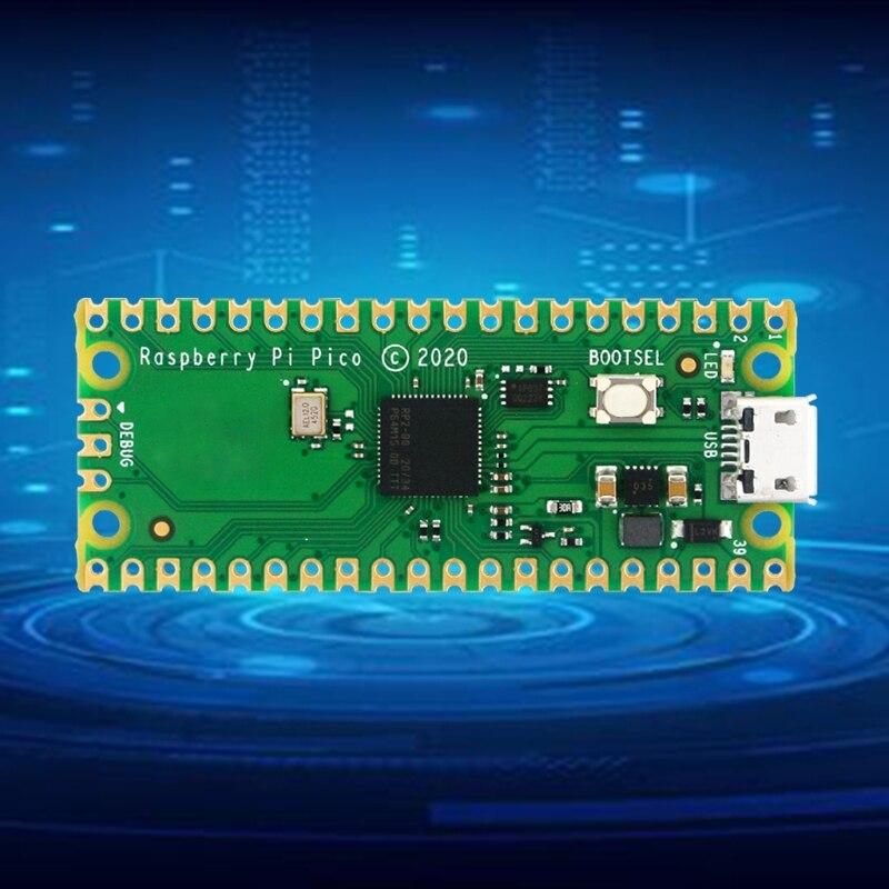 Placa de control para Raspberry Pi Pico, Micro controlador con Flexible Digital...