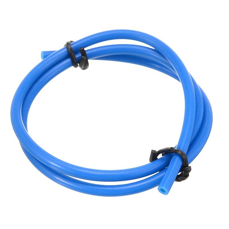 1 шт. 3 Creality PTFE Трубы Экструдер Te-flon трубы 50 см синий 1,9 мм ID для 1,75 мм нити Ender 3 Козерога