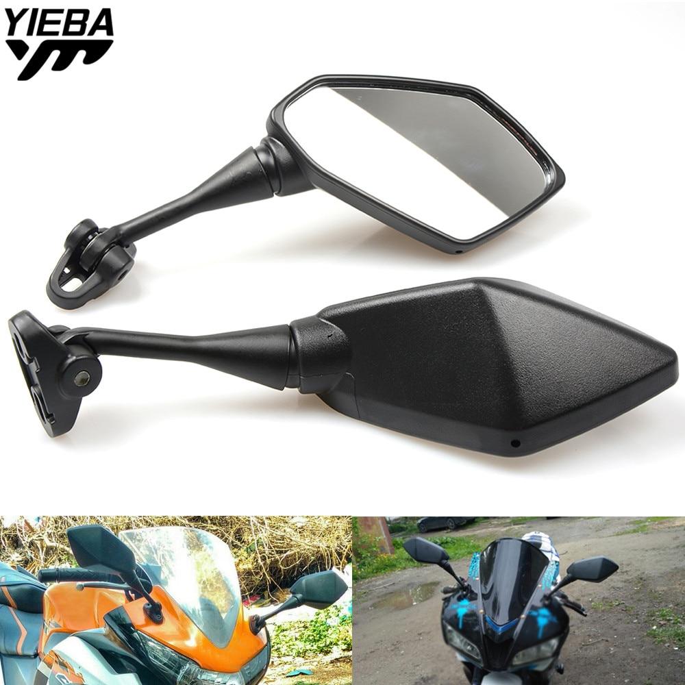 Espejos retrovisores laterales de espejo para motocicleta Universal para Ducati Multistrada 1260 Pikes Peak 950 950S 1260/S